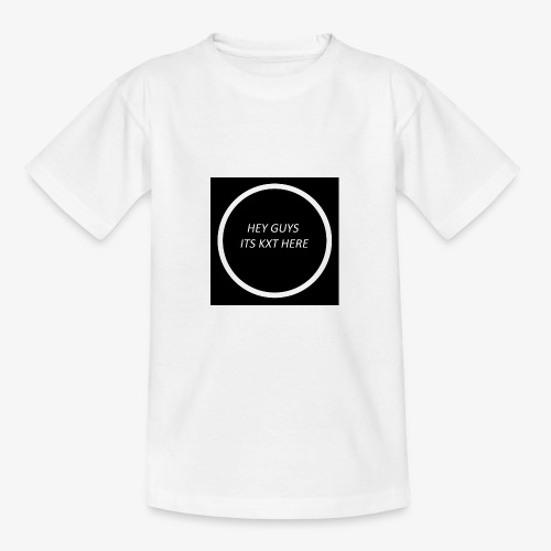 KxT Intro Merch - Teenage T-Shirt