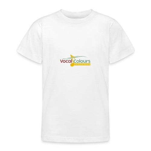 Vocal Colours Chorfestival Hamburg - Teenager T-Shirt