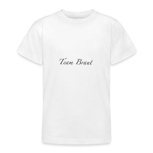 Team Braut - Teenager T-Shirt