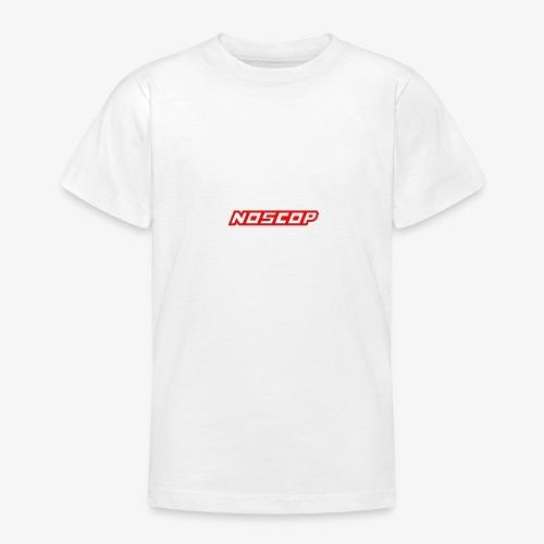 NOSCOP - T-shirt Ado