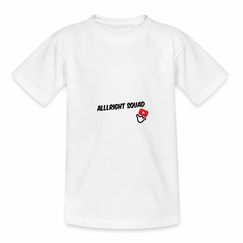 Alllright Squad Apparel - Teenage T-Shirt