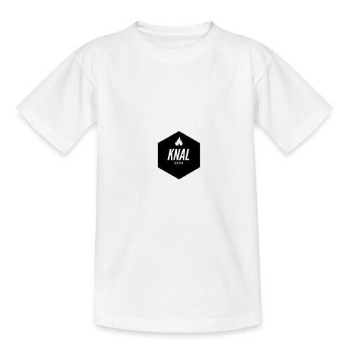 Knal2003 shirt nieuw logo - Teenager T-shirt