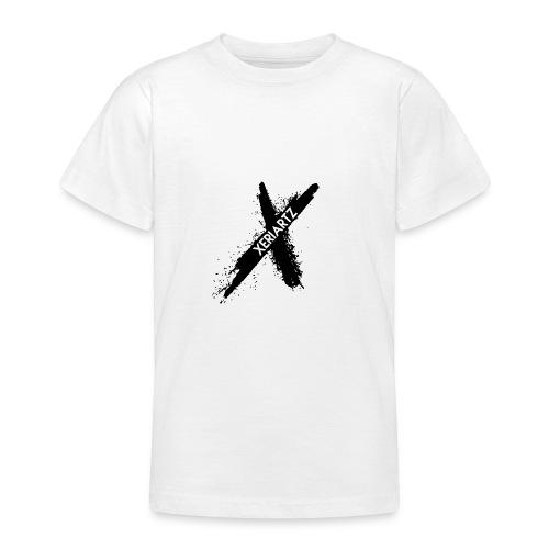 Offical XeriArtz Merch Logo - Teenager T-Shirt