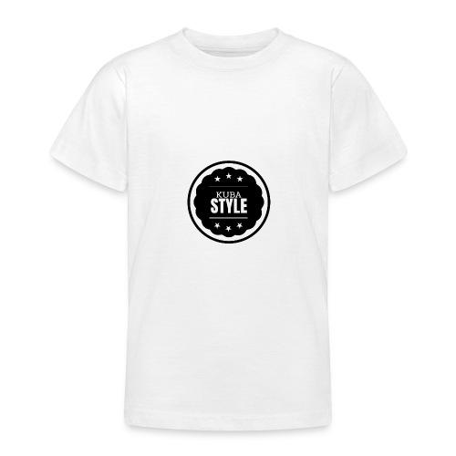 LOGO - KUBA STYLE - Koszulka młodzieżowa