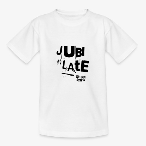 Jubilate-Tasche - Teenager T-Shirt