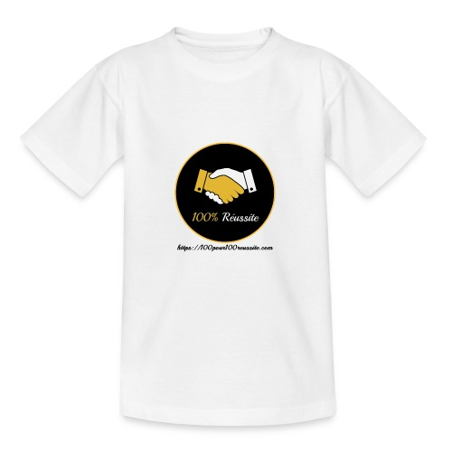 Boutique 100% Réussite - T-shirt Ado