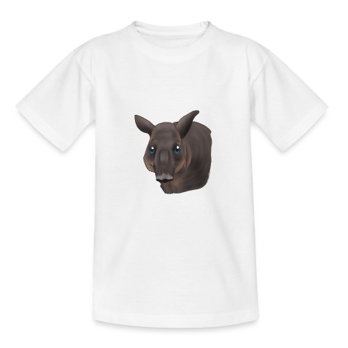 Tapir Portrait - Teenager T-Shirt
