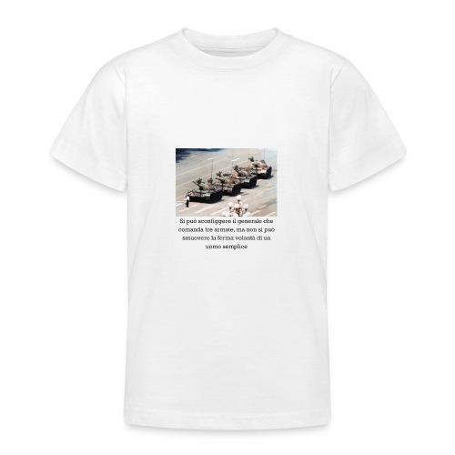 Volontà - Maglietta per ragazzi