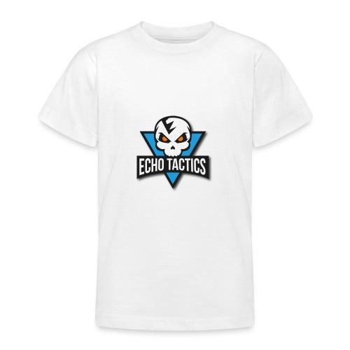 EchoTactics Merch Standaard - Teenager T-shirt