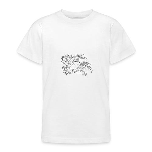 fat birdman - Maglietta per ragazzi