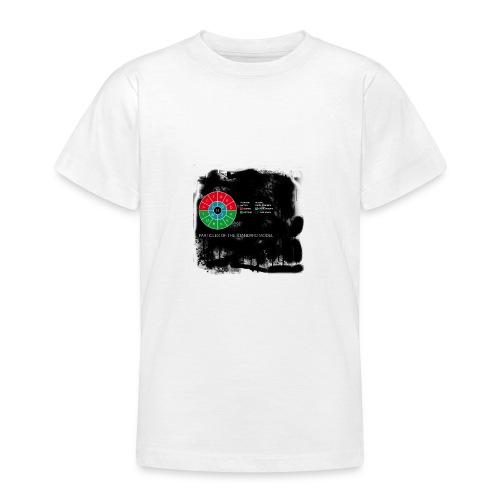 particlesmad-png - Camiseta adolescente
