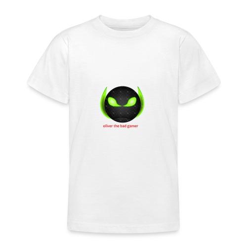 oliver_the_bad_gamer-png - T-shirt tonåring