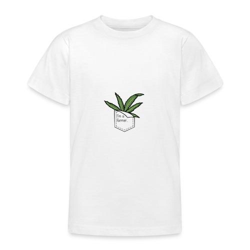 i'm a farmer - Maglietta per ragazzi