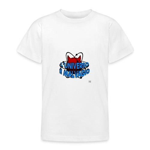 L'universo è malvagio - Maglietta per ragazzi
