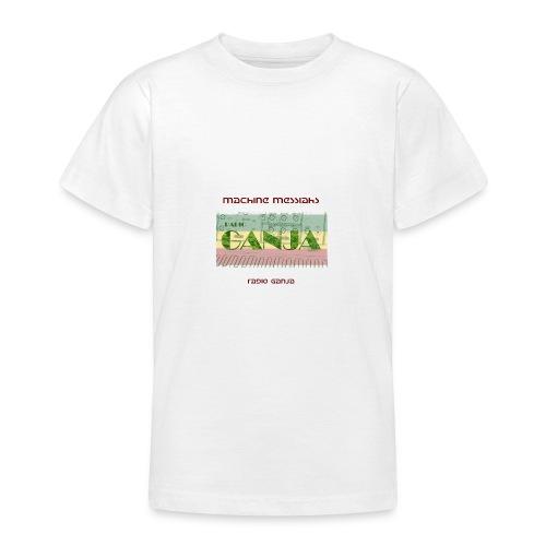 radio ganja - Teenage T-Shirt