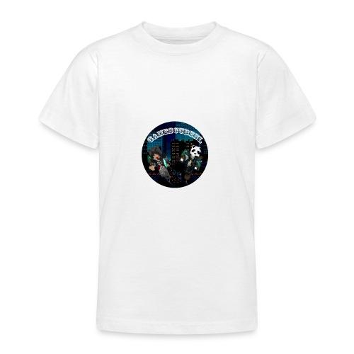 GCNL-Logo Female - Teenager T-shirt