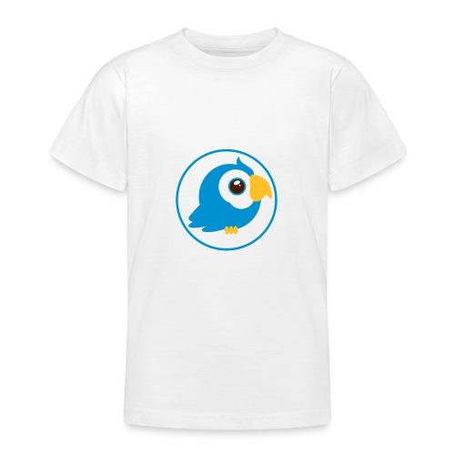 Birdy blue - Teenager T-Shirt