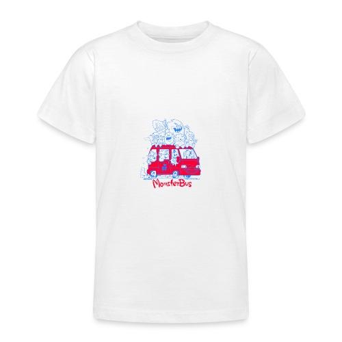 Monsterbus Libero - Teenager T-Shirt