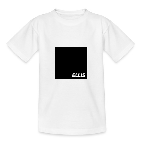 Ellis - T-shirt tonåring