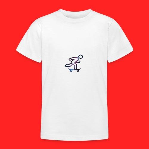 galaxy skate - T-shirt Ado
