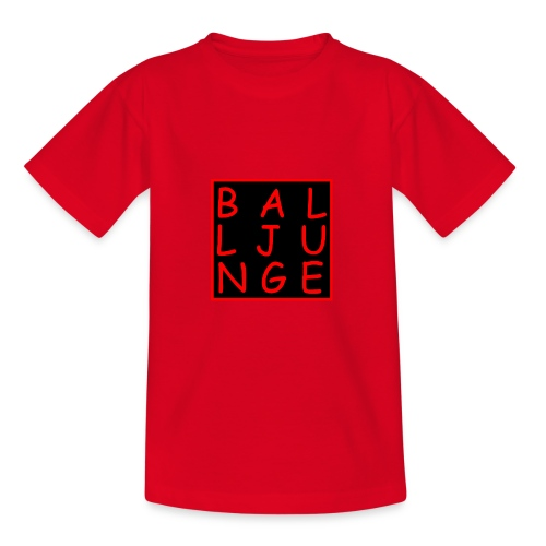 Balljunge - Teenager T-Shirt