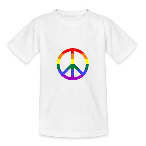Peace - Teenager T-Shirt