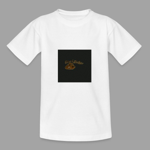 Günni Günter Design Black Background- - Teenager T-Shirt