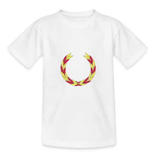 BS--_stor_text-_helvitt-_transp_botten-svg - T-shirt tonåring