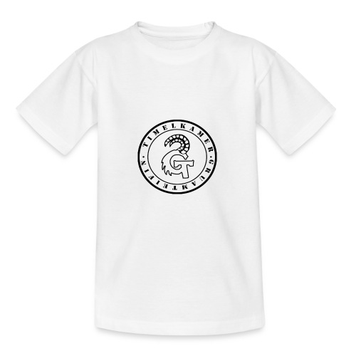 Logo transparent - Teenager T-Shirt