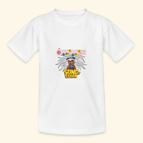 Song of Storm - Teenager-T-shirt