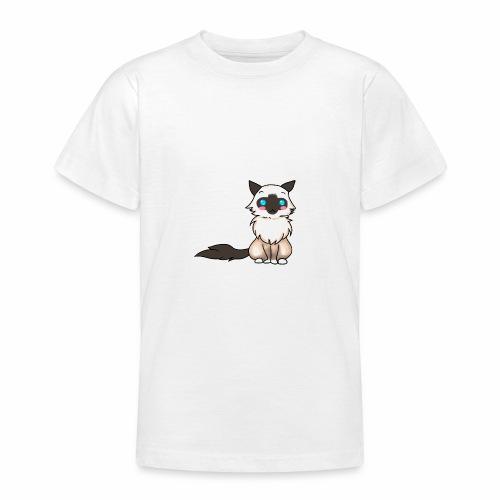 Birman Cat - Teenage T-Shirt