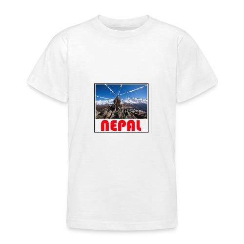 Nepal T-shirt - Teenage T-Shirt