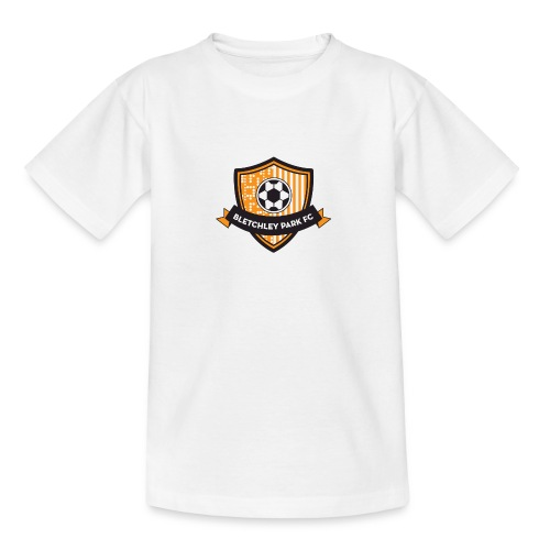 BPFC Badge - Teenage T-Shirt