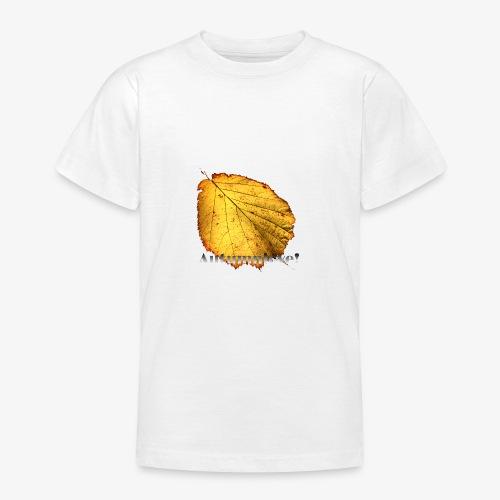 F69863C9 ED92 4705 B3C5 D055637DC165 - T-skjorte for tenåringer