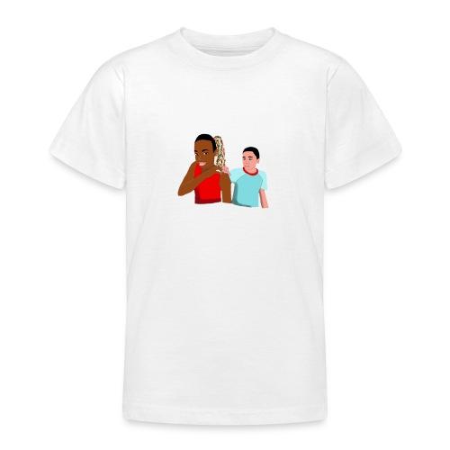 T-shirt maura 1 - Camiseta adolescente