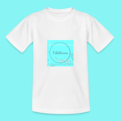 Telektronix Special Edition Logo - Teenage T-Shirt