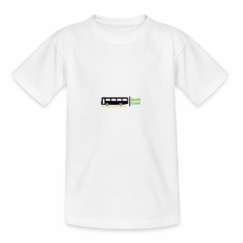 South Coast Bus Preservation Society Logo - Teenage T-Shirt