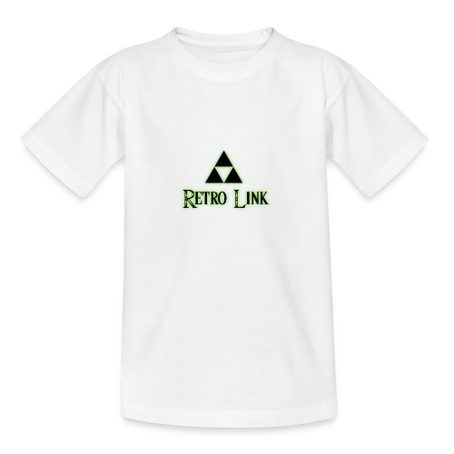 Logo Retro Link - T-shirt Ado