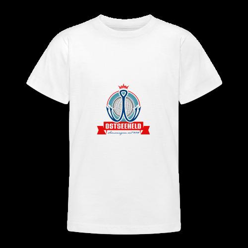 geweihbär Ostseeheld - Teenager T-Shirt