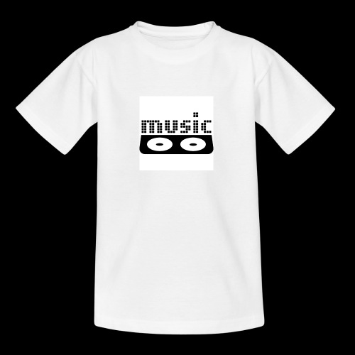 consola dj - Camiseta adolescente