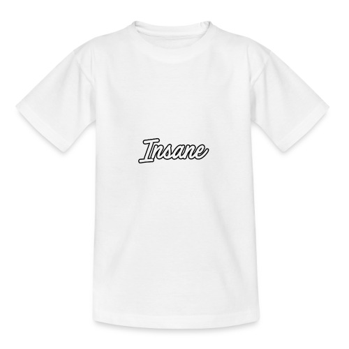 Insane - T-shirt Ado
