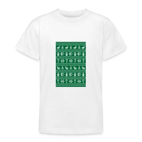 fylo6 christmas - Teenage T-Shirt