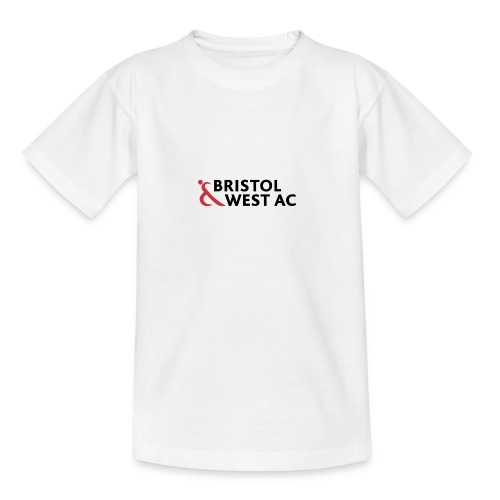 Bristol and West AC - Teenage T-shirt
