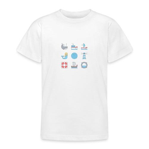 marine - T-shirt Ado