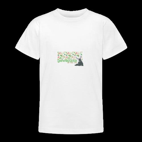 geweihbär ART - Teenager T-Shirt