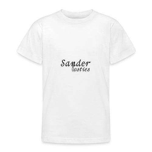 Sanderosties - Teenager T-shirt
