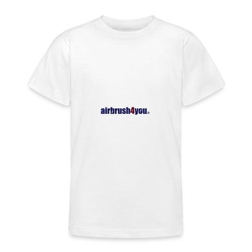 Airbrush4You.fr Airbrush France - Teenager T-Shirt