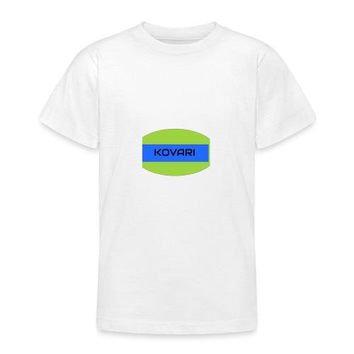 Kovari Logo - Nuorten t-paita