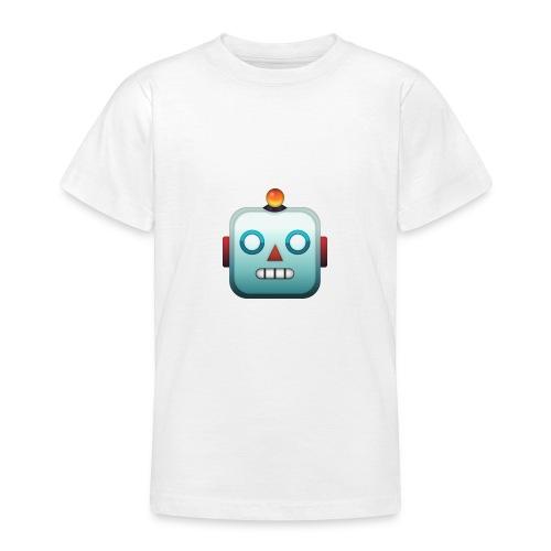Robot Emoji - Teenager T-shirt