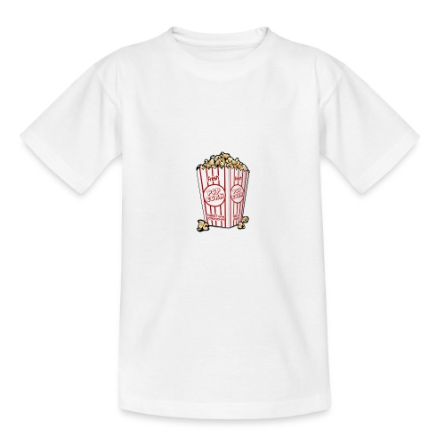 Popcorn trøje | ML Boozt | - Teenager-T-shirt